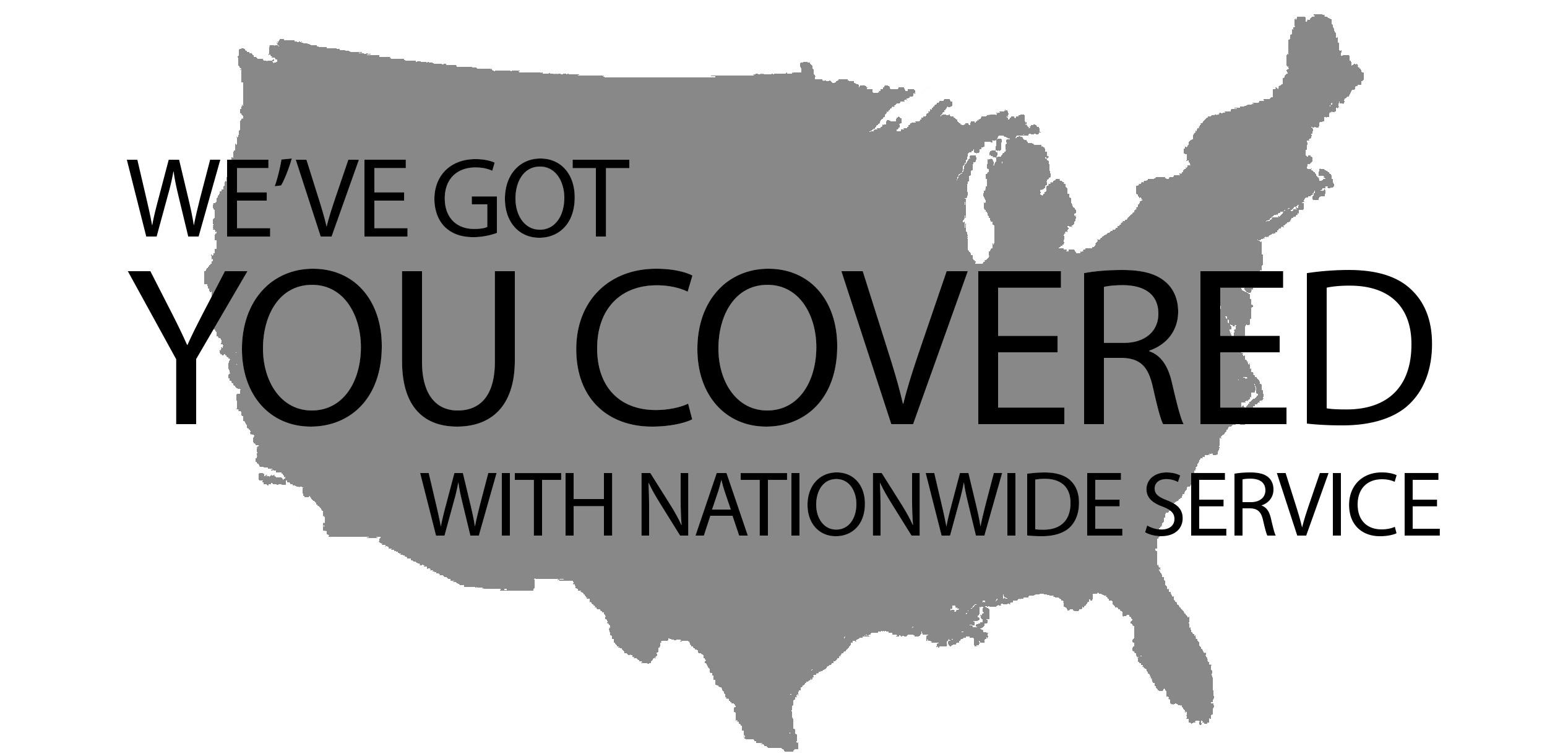 Nationwide Restoration Map